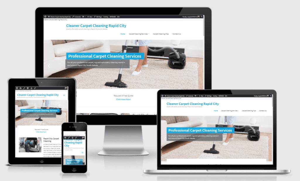 service business websites